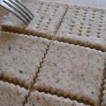 Il bucherellamento dei crackers con PM