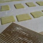 Preparazione dei Rigoli del Mulino Bianco fatti in casa