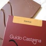 Cioccolato gianduja di Guido Castagna con nocciola Piemonte IGP