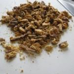Biscotti McVitie's Digestive sul tagliere Folia di Bama