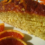Pan d'arancio o Plumcake all'arancia