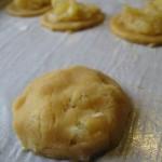 La preparazione dei Cuor di mela fatti in casa