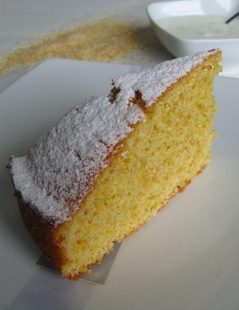 Torta Con Amido Di Mais Senza Uova.Conserve Di Zucchine Ricetta Dolce Con Farina Di Mais