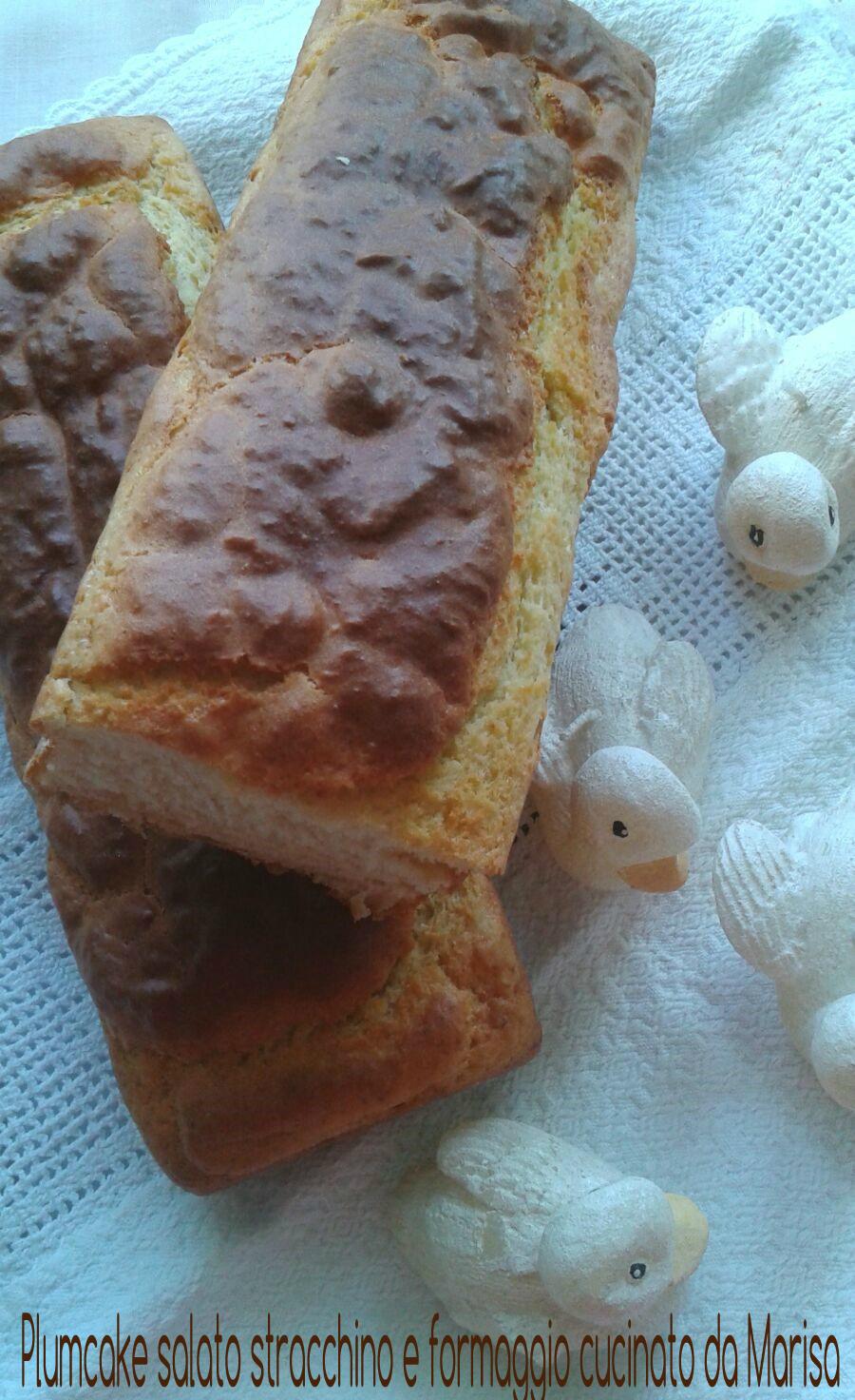 PLumcake salato stracchino e formaggio_Marisa