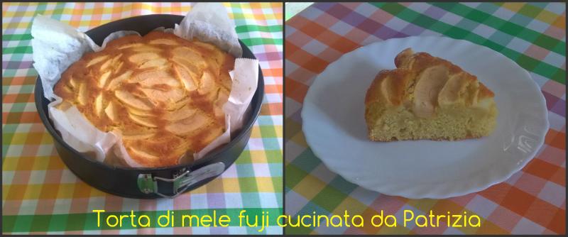 Torta di mele fuji_cucinata da Patrizia