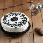 Cheesecake mascarpone e gocce di cioccolato