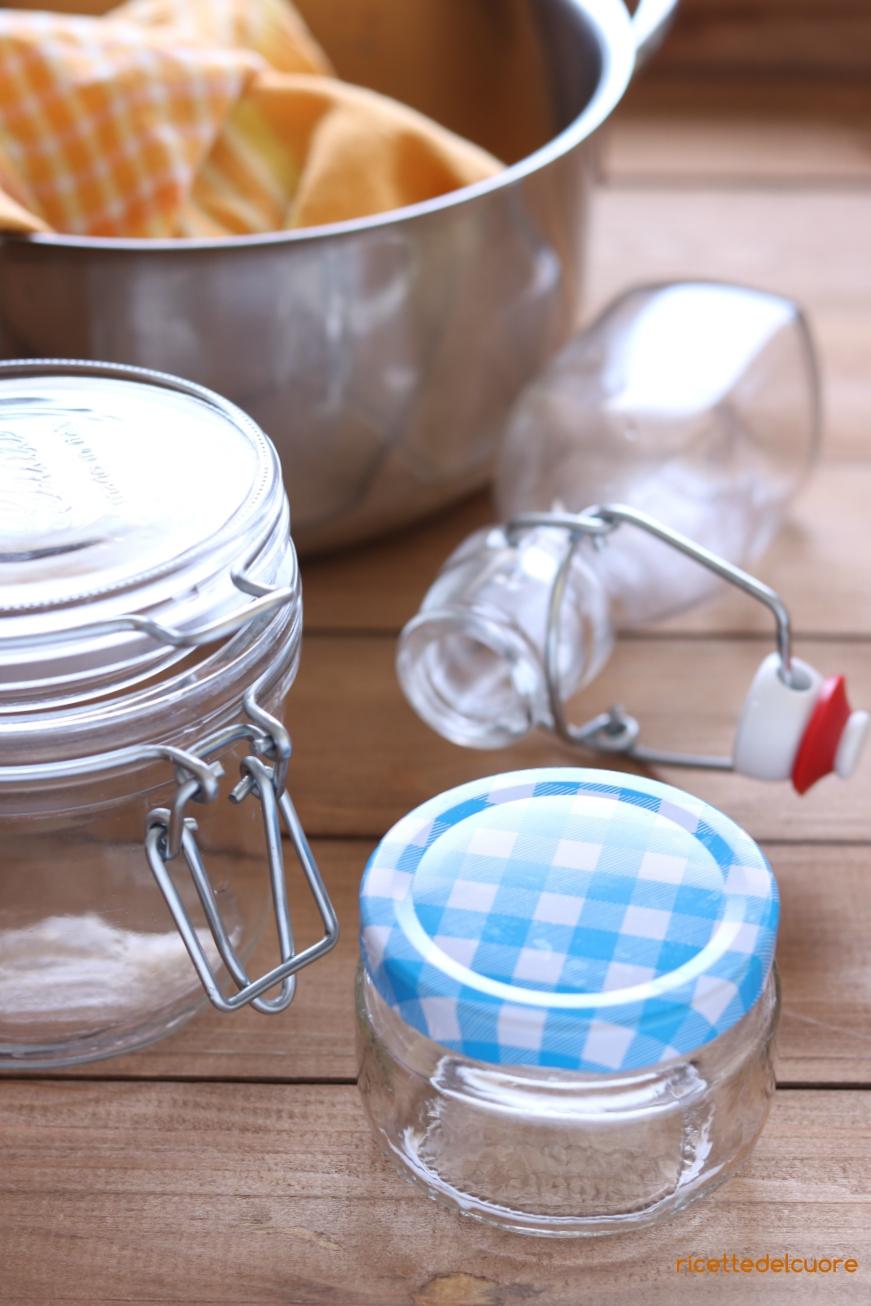 Come Sterilizzare Vasetti Per Conserve sterilizzazione e pastorizzazione casalinga ricettedelcuore