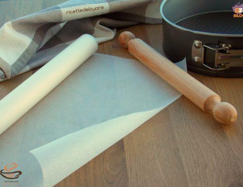 Come utilizzare correttamente la carta da forno