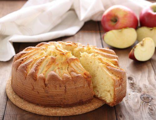 Torta di mele fuji