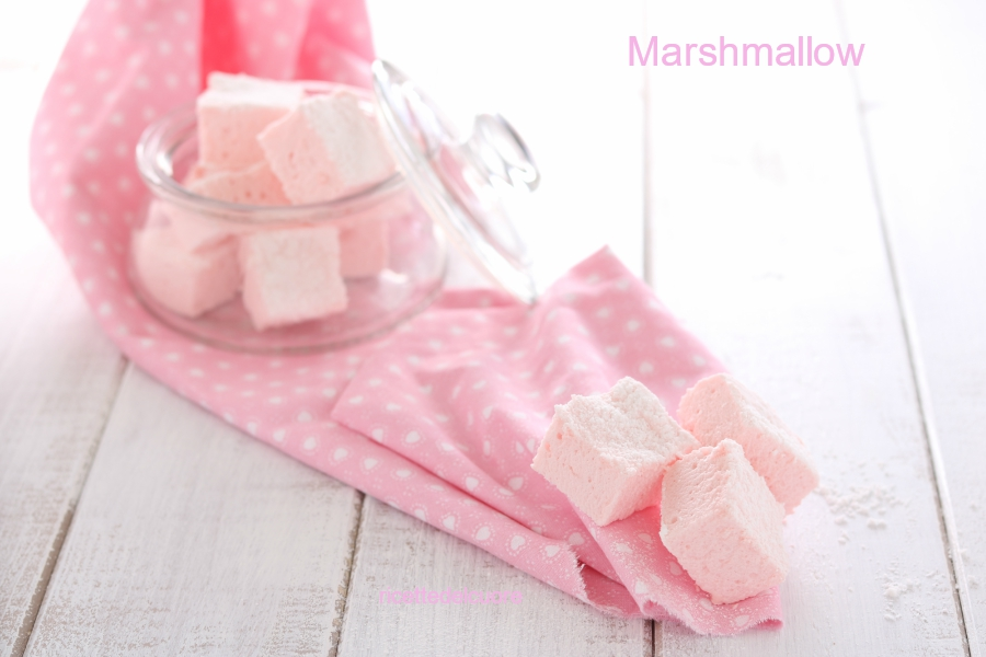 Marshmallow home-made