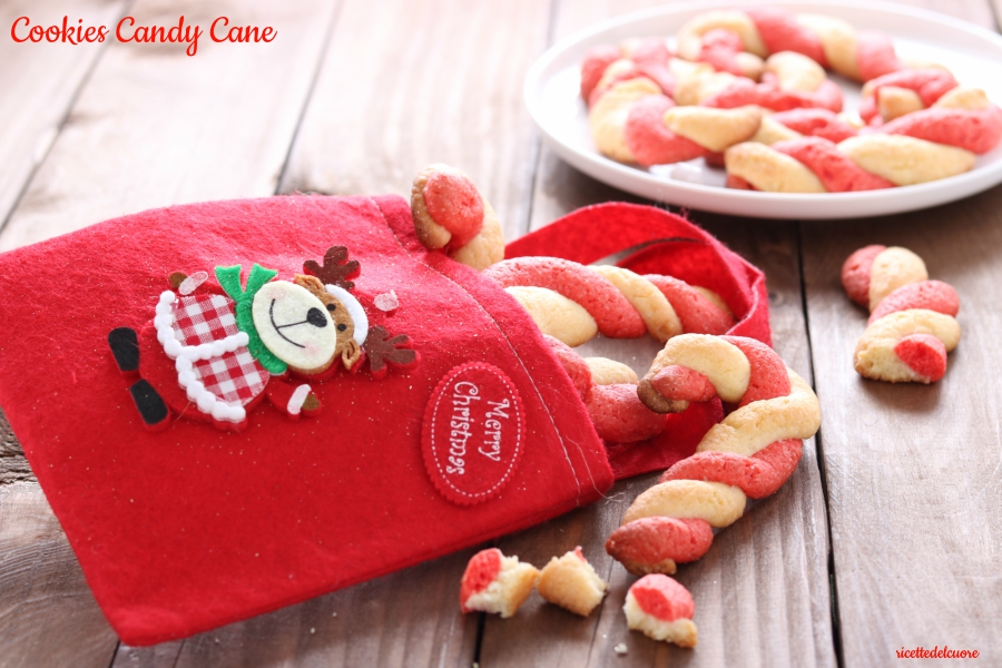 Cookies Candy Cane