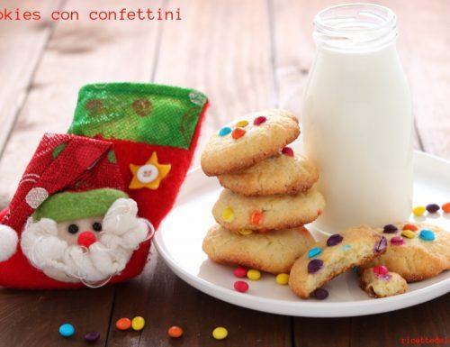 Cookies con confettini