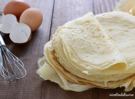 Crespelle o crepes