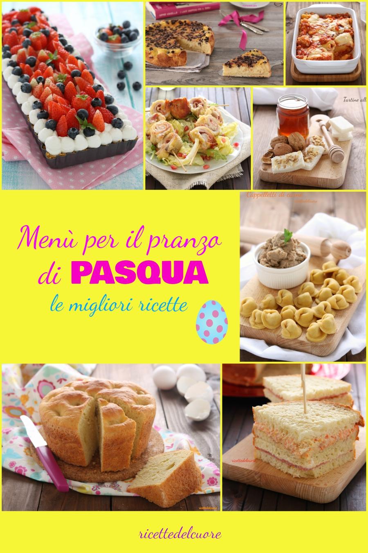 Men per il pranzo di pasqua 2018 le migliori ricette for Pranzo di pasqua in agriturismo lombardia