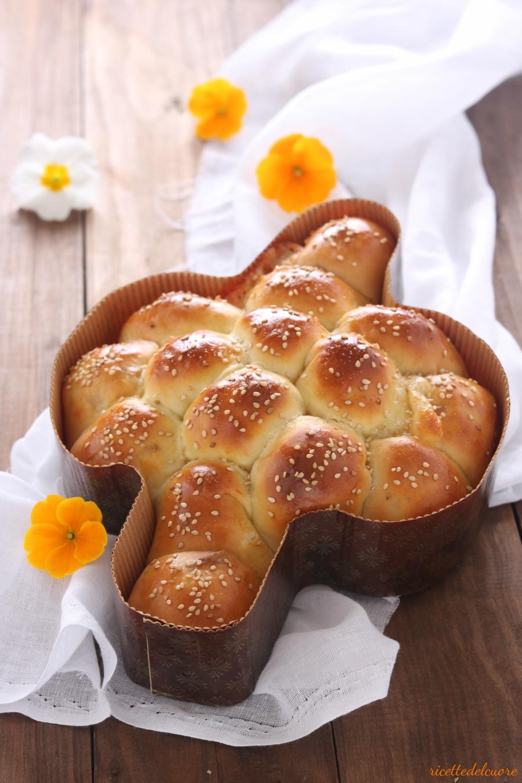 Colomba Salata Danubio Torta Rustica Salata Per Pasqua