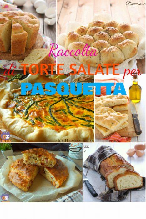 Torte Salate per Pasquetta