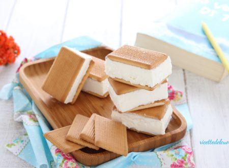 Gelato biscotto alla vaniglia