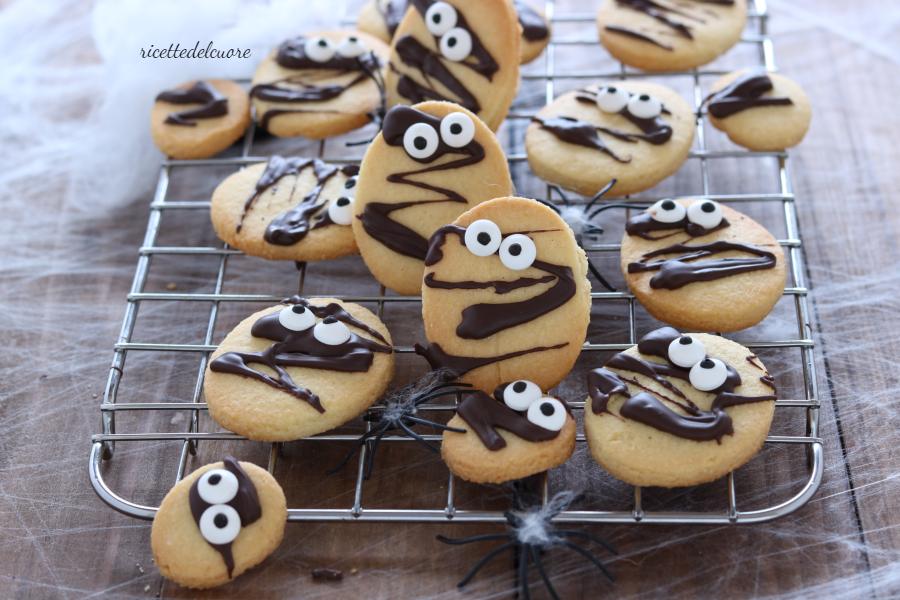 Biscotti mostri di Halloween