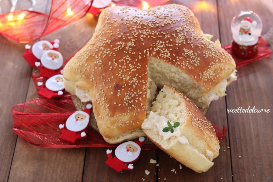 Stella di Natale gastronomica
