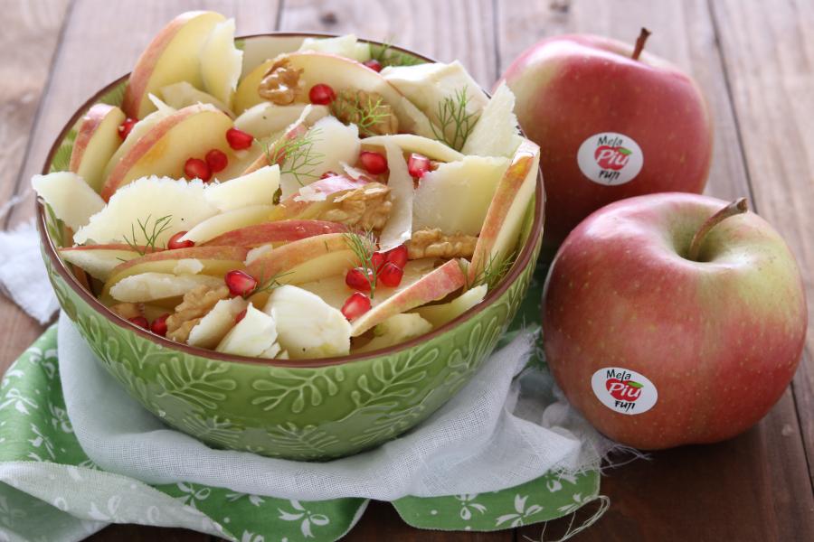 Insalata di mele e finocchi