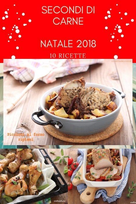 Secondi di Carne per Natale 2018