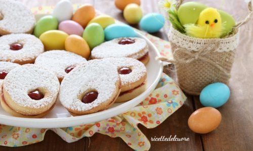 Biscotti frollini di Pasqua