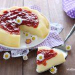Finta cheesecake allo yogurt