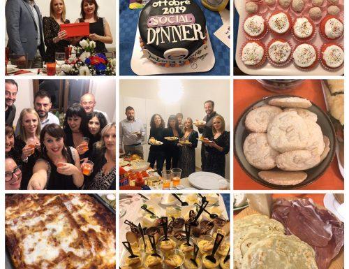 Social Dinner – Un evento unico a casa mia