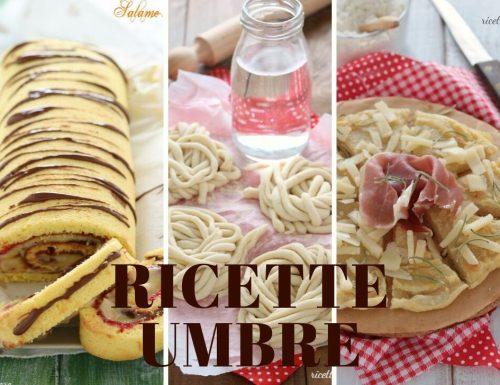 Ricette Umbre