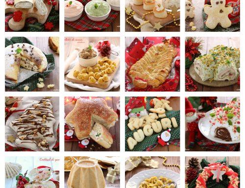 Ricette di Natale dall'antipasto al dolce