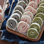 Rotolini salati vari gusti