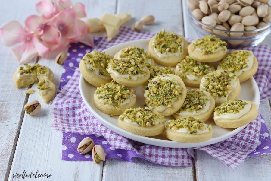 biscotti pistacchio