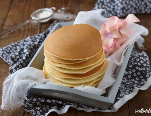 Pancake dolci