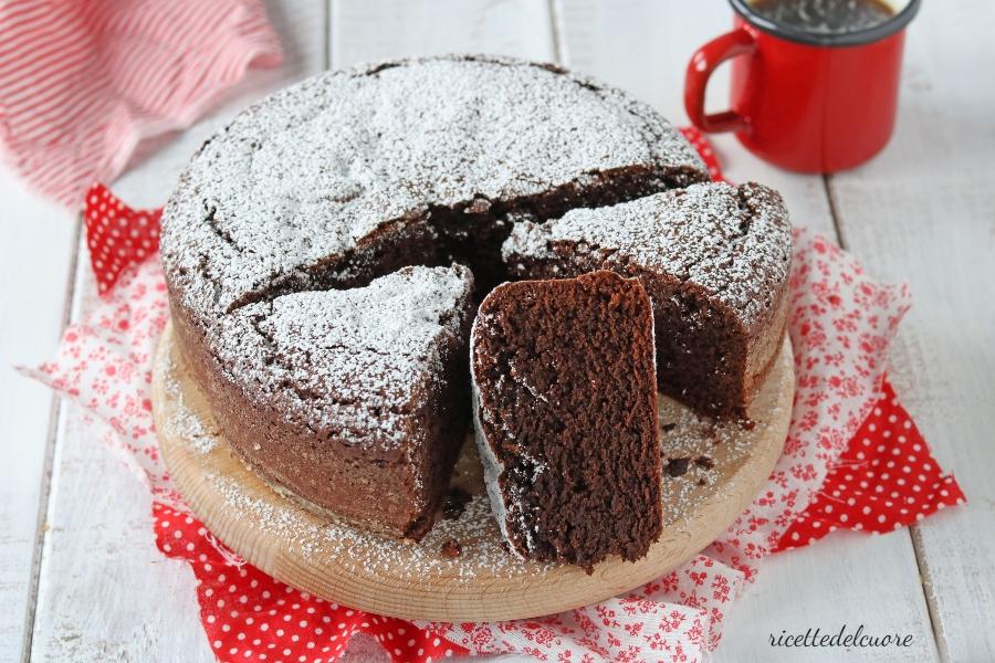 ricetta torta cioccolatosa
