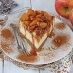 cheesecake alle mele