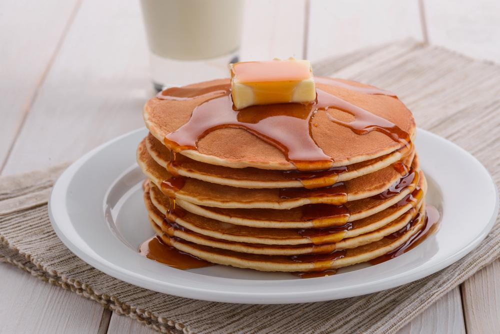 Ricetta Pancake Originali Americani.Pancake Americani Ricetta Facile E Veloce Ricette Della Nonna