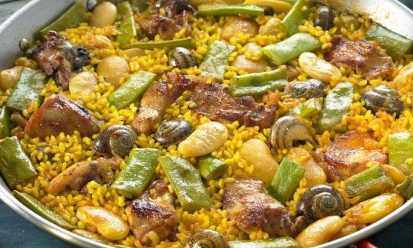 Paella valenciana, la ricetta autentica di Valencia