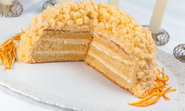 Torta mimosa, ricetta originale ma facile da fare