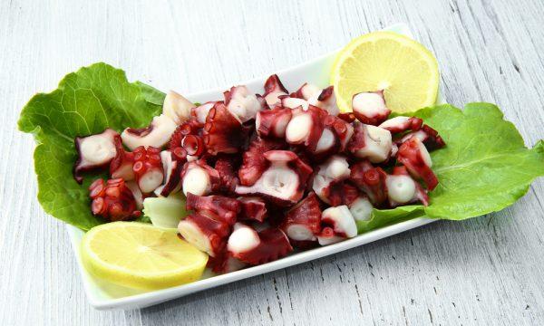Insalata di polpo: come fare il polpo all'insalata