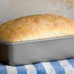 Come preparare il pane veloce fatto in casa, il pane senza impasto