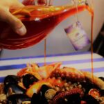 Olio forte per zuppa di cozze: o' russ ricetta originale napoletana