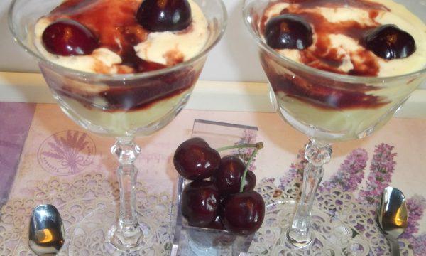 Dessert-Ciliegie alla Machiavelli