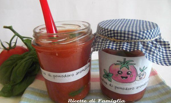 Salsa di Pomodoro Aromatica