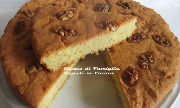 Torta Salata Morbida con Stracchino Grana e Noci