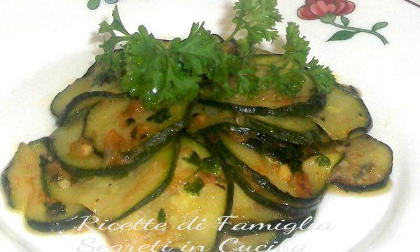 Zucchine Rustiche