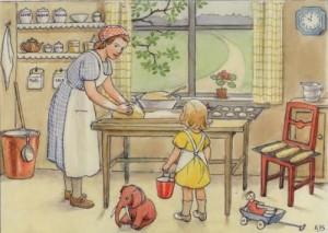 Ricette di Famiglia Segreti in Cucina da Madre in Figlia