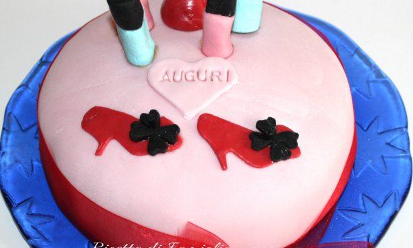 Torta Glamour
