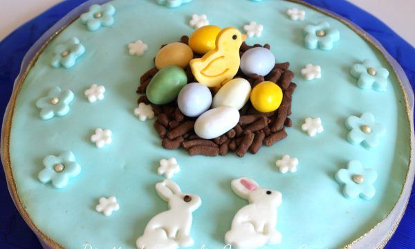 Torta Nido Pasqua