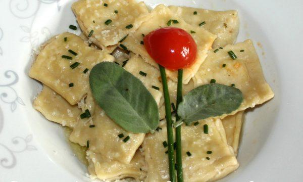Ravioli Salsiccia Crescenza