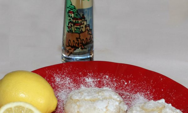 Biscotti Limone Limoncello